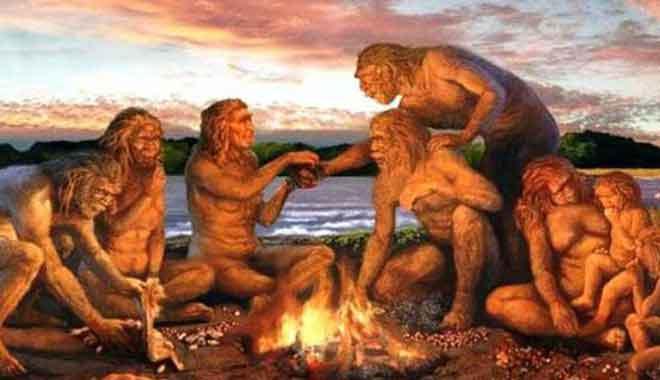 İlk İnsanın Ortaya Çıkışı (M.ö. 200.000 li yıllar)