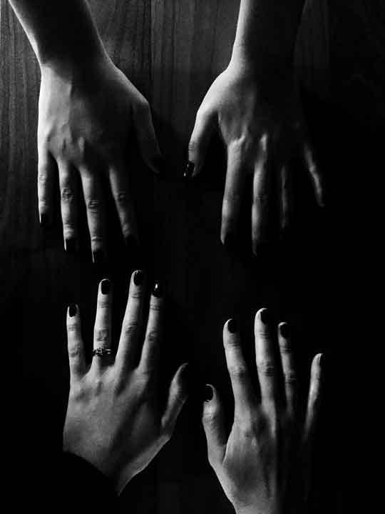 rüyada parmak görmek ne anlama gelir
