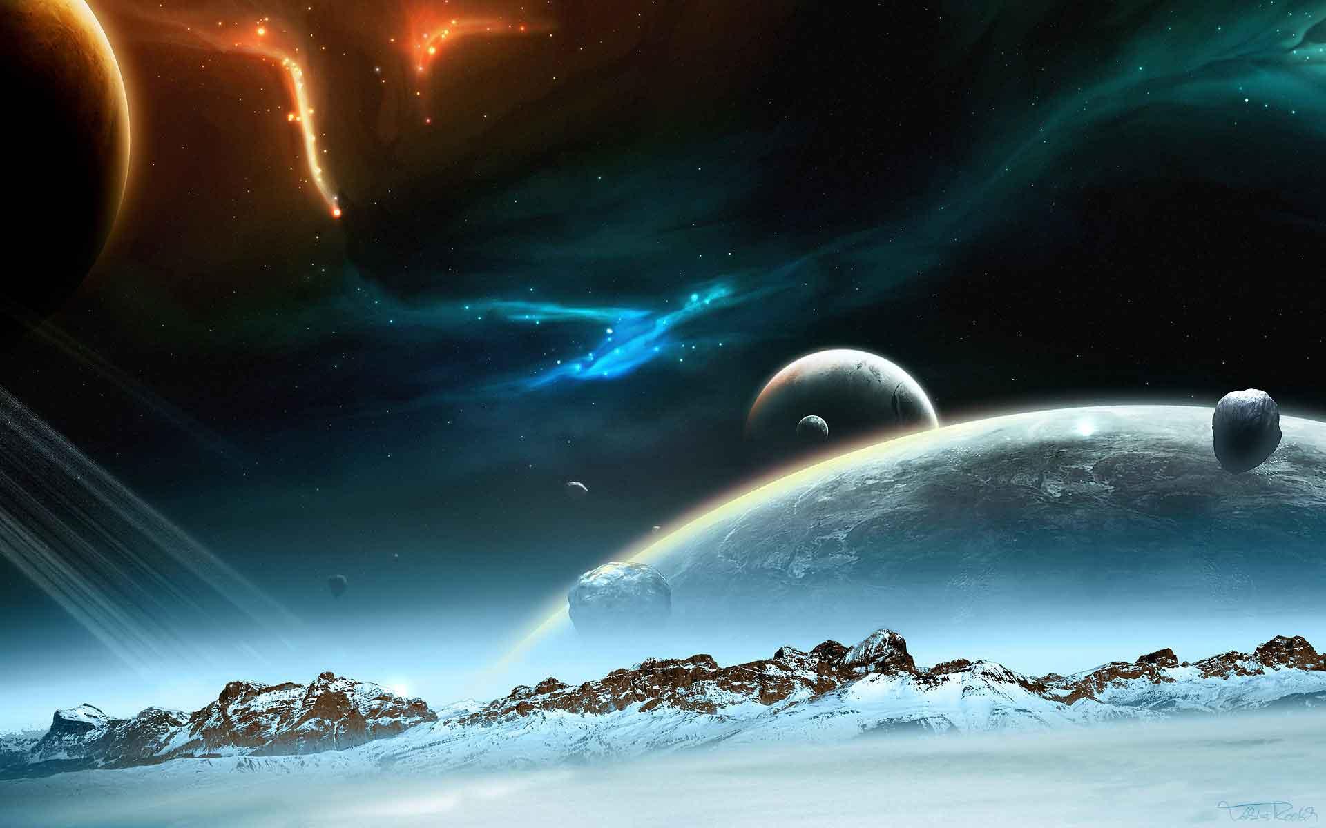 Rüyada 9 gezegeni görmek 10