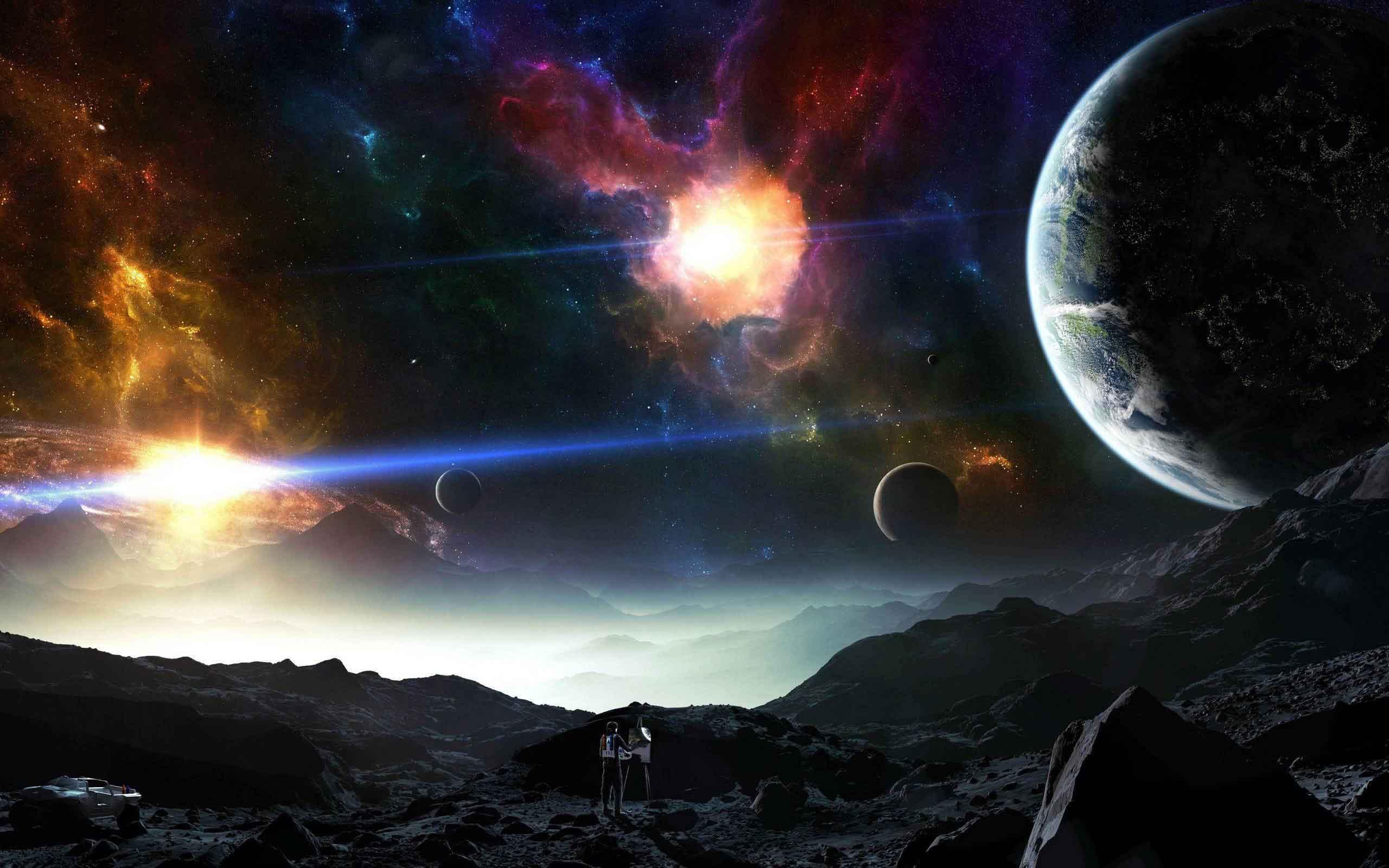 Rüyada 9 gezegeni görmek 2