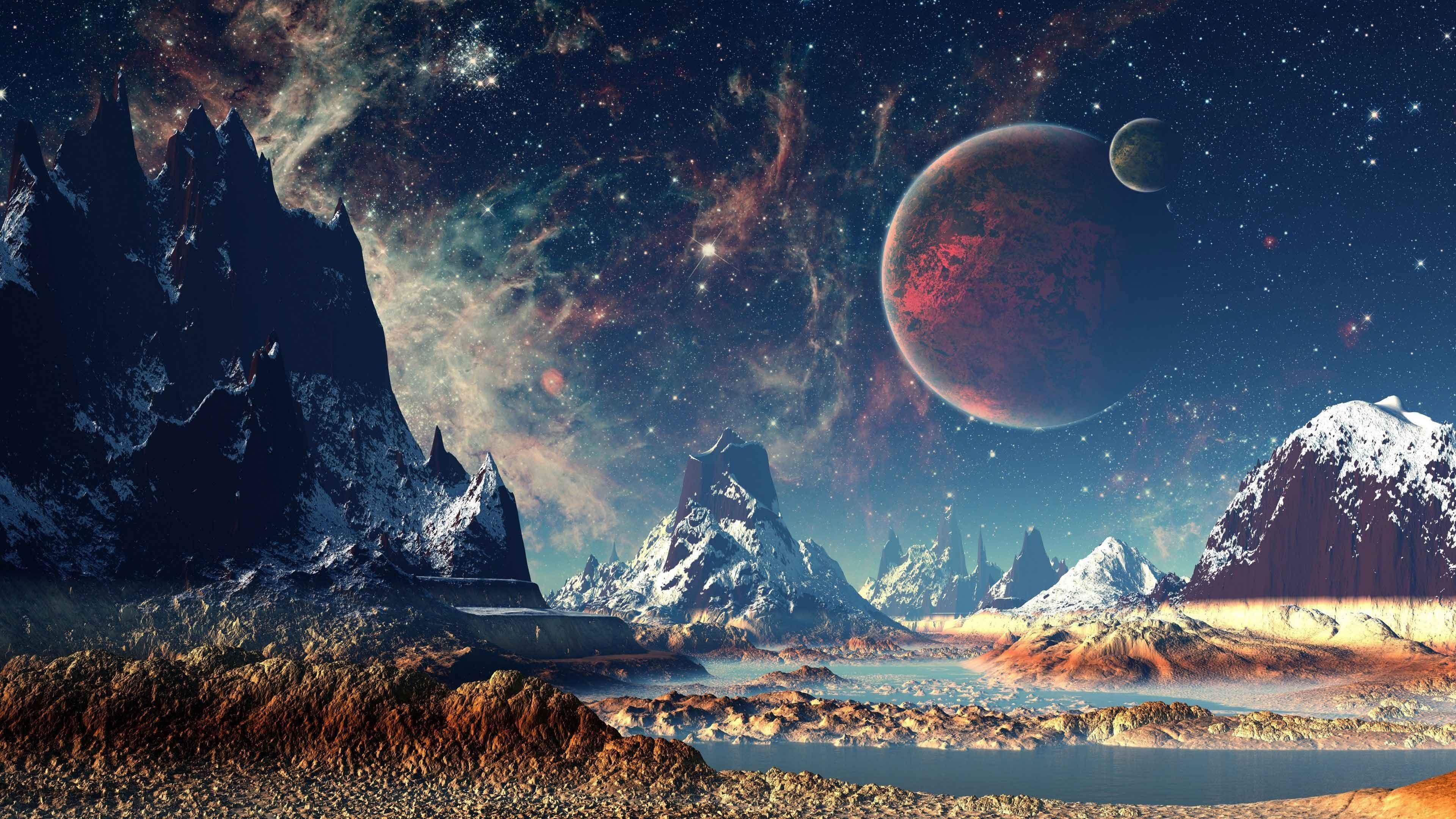 Rüyada 9 gezegeni görmek 5