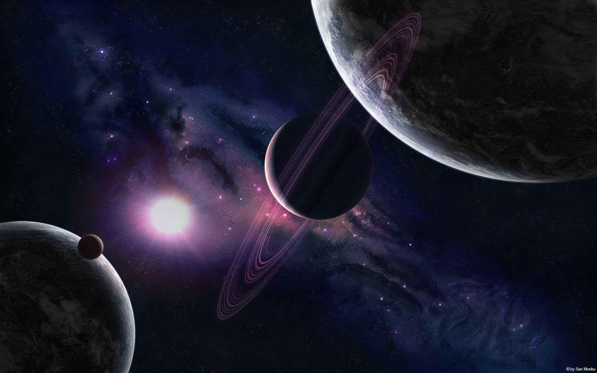 Rüyada 9 gezegeni görmek 6