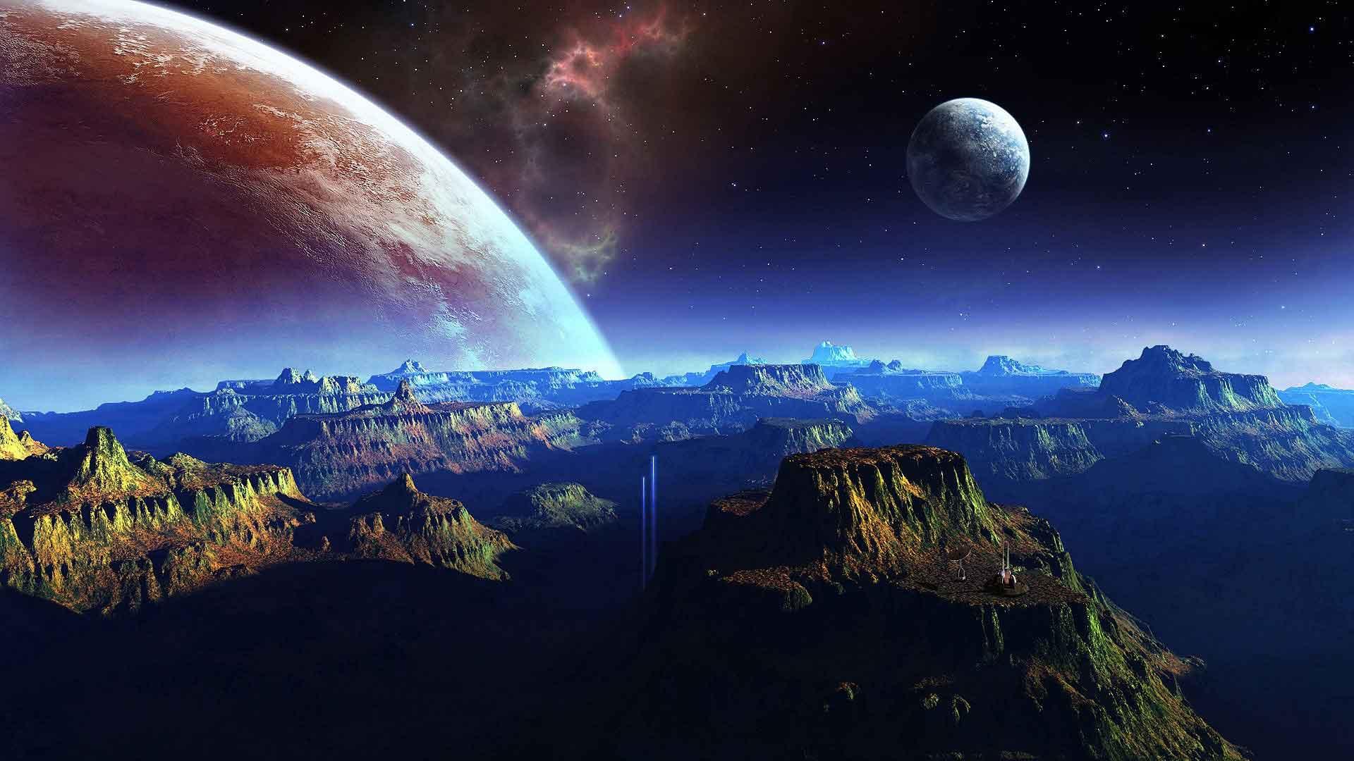 Rüyada 9 gezegeni görmek 7