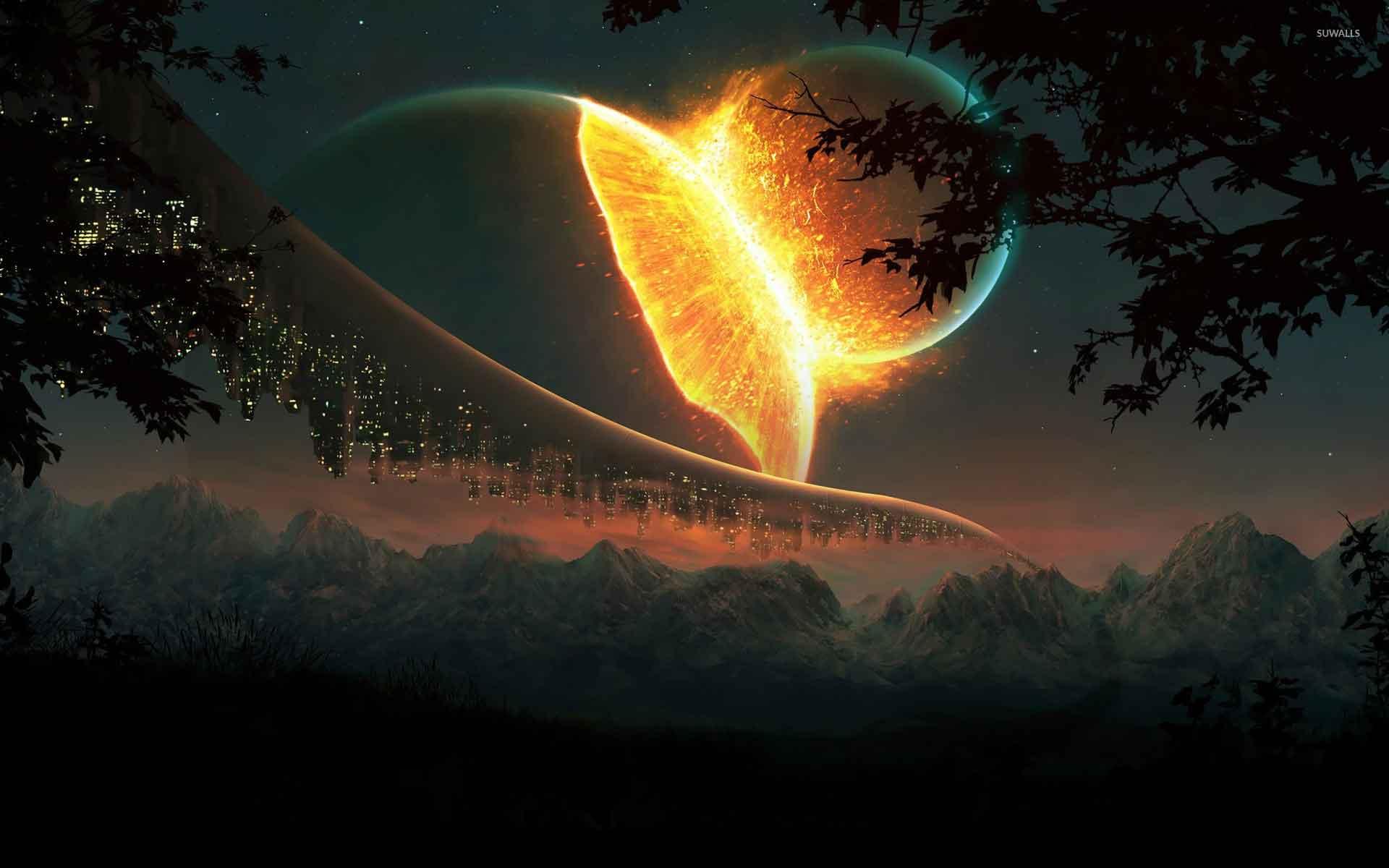 Rüyada 9 gezegeni görmek 9