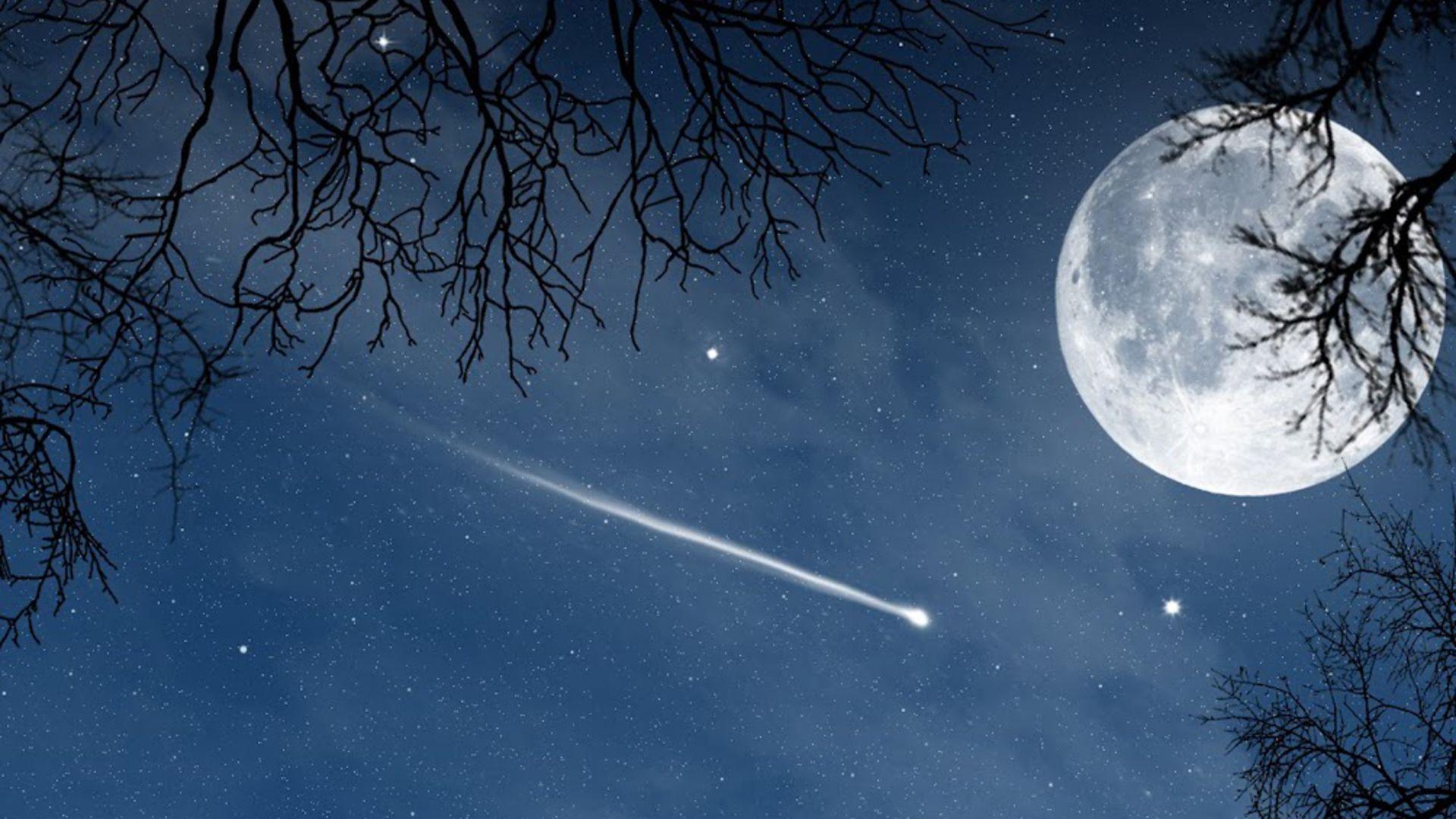 Rüyada Kayan Yıldız Görmek