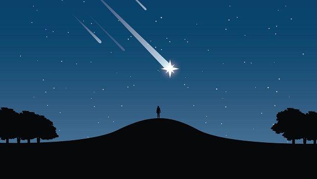 Rüyada Yıldız Yağmuru Görmek