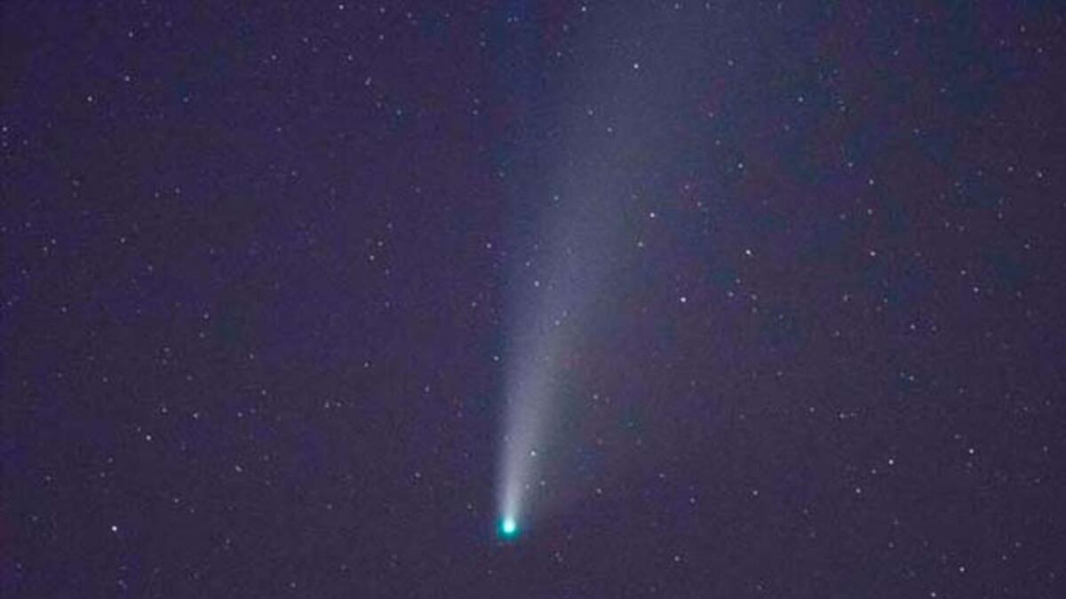 Rüyada Gökyüzünde Tek Bir Yıldız Görmek