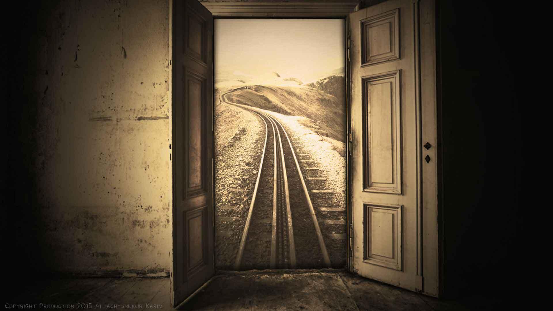 Rüyada Bir Kapıdan Geçtiğini Görmek