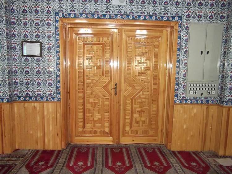 Rüyada Cami Kapısı Görmek