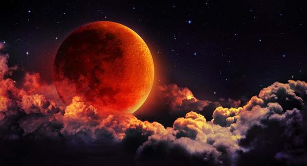 Rüyada Ayın Yıkımını Görmek