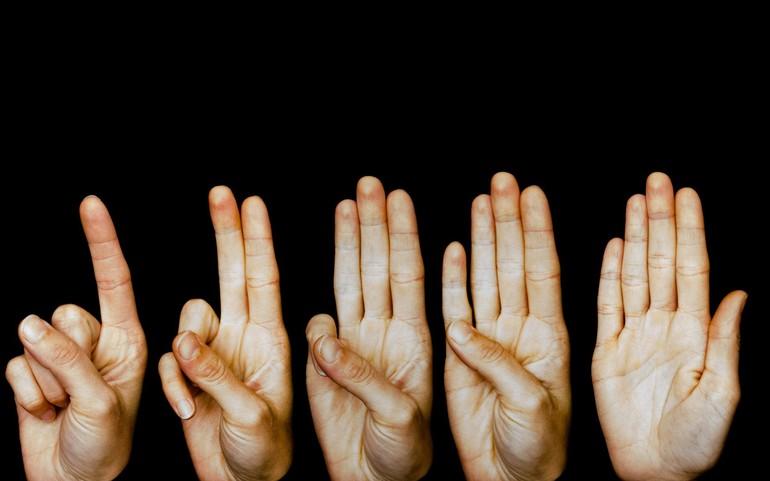 Rüyada Parmaklarınızın Düştüğünü Görmek