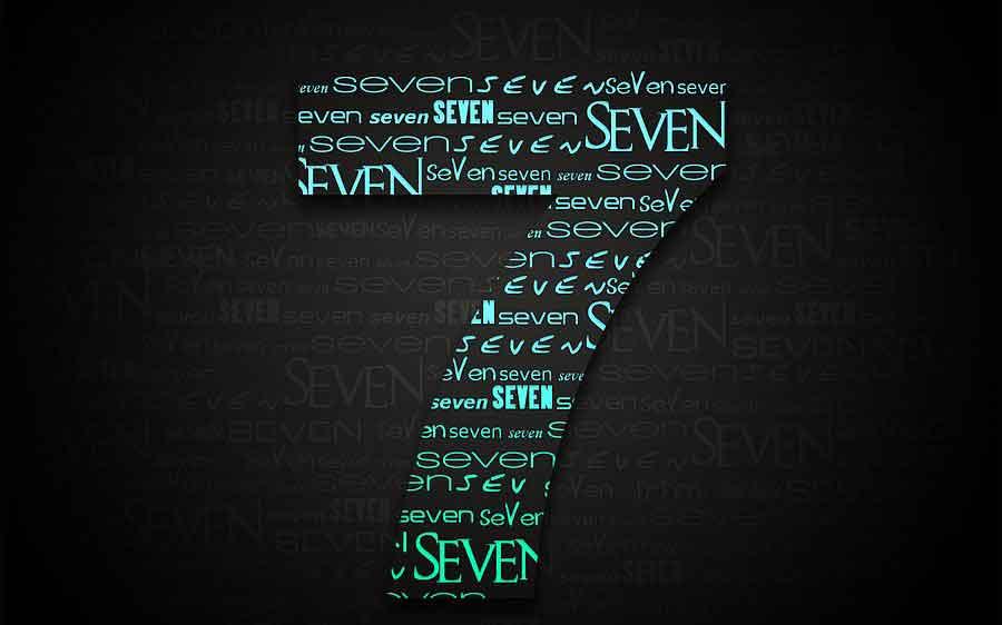 Rüyada 7 Rakamı Görmek 4