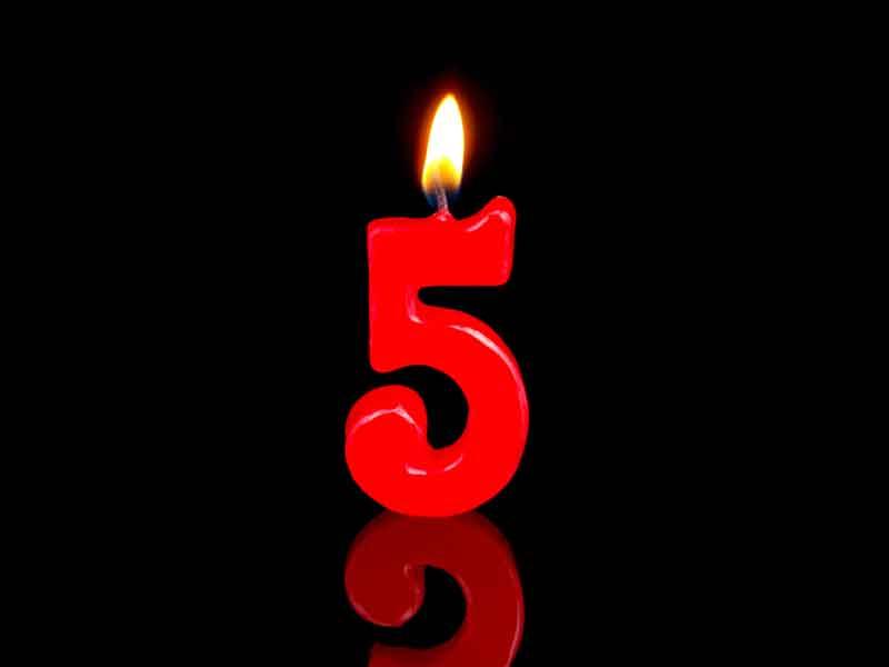 Rüyada 5 Sayısını Görmek 3