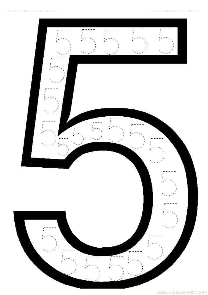 Rüyada 5 Sayısını Görmek 6