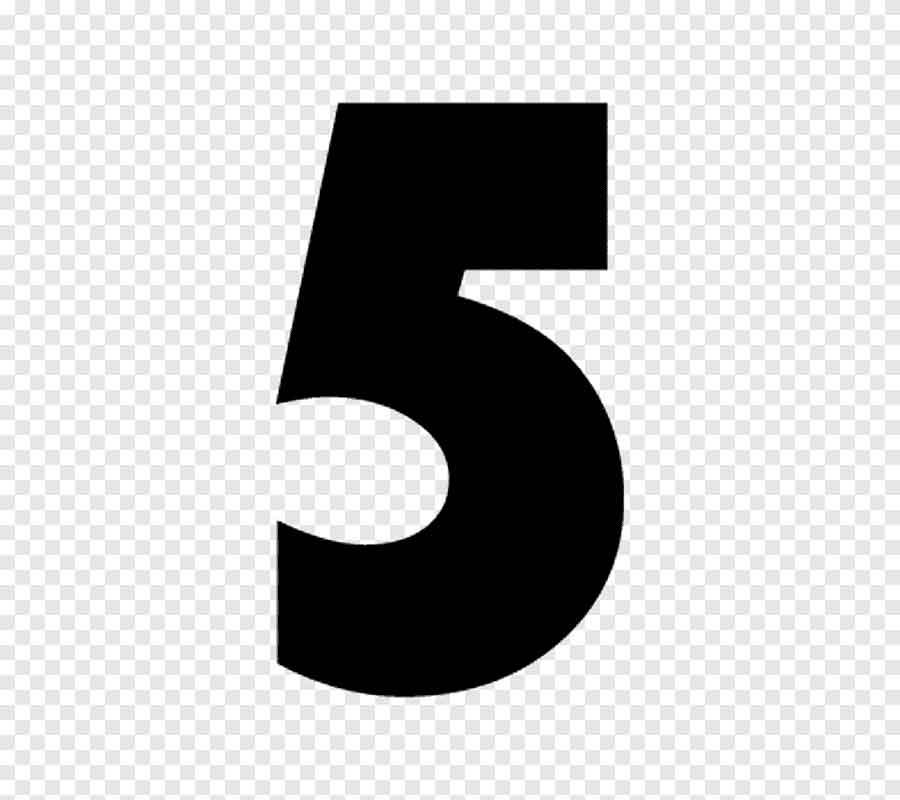 Rüyada 5 Sayısını Görmek 7