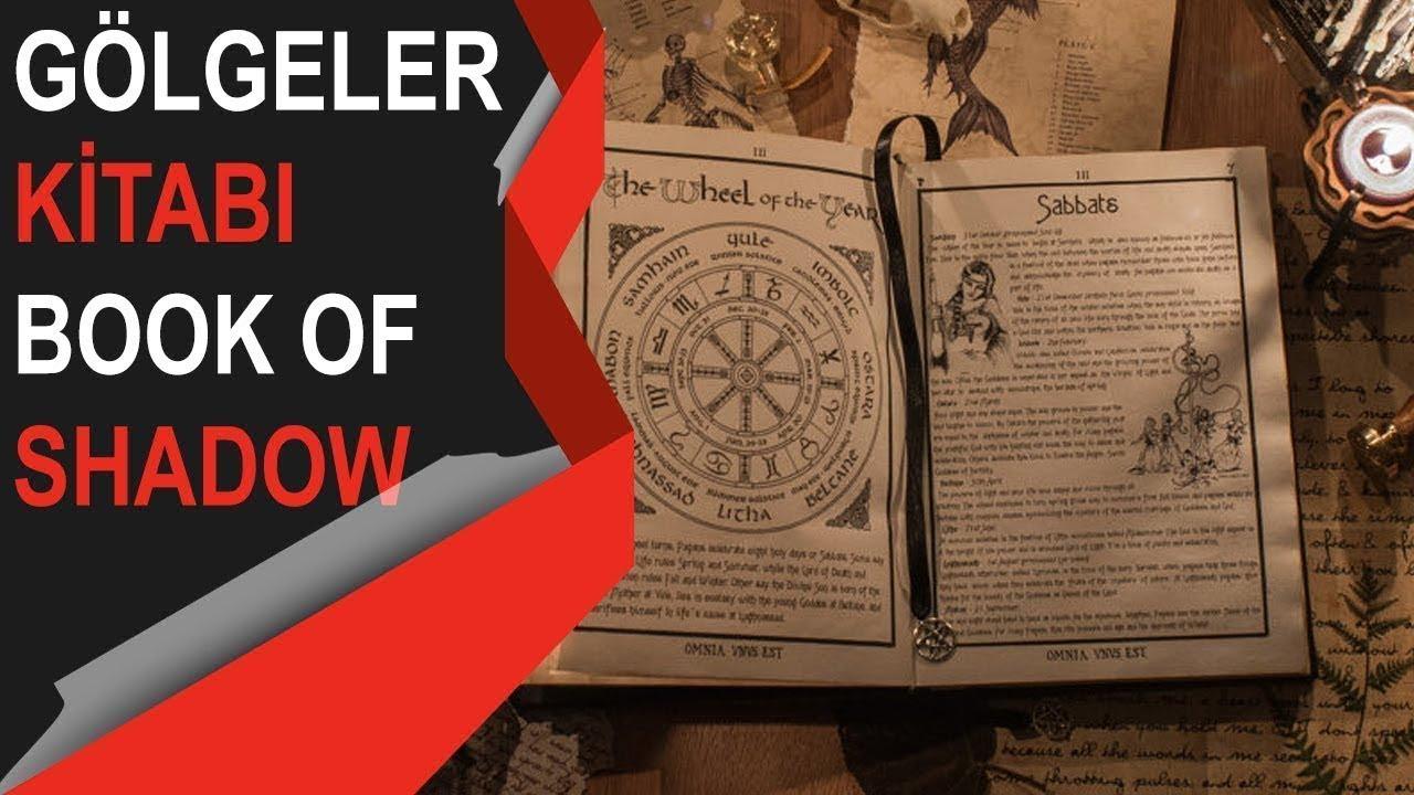 Gölgeler Kitabı Book of Shadows BOS Nedir? Nasıl Hazırlanır?