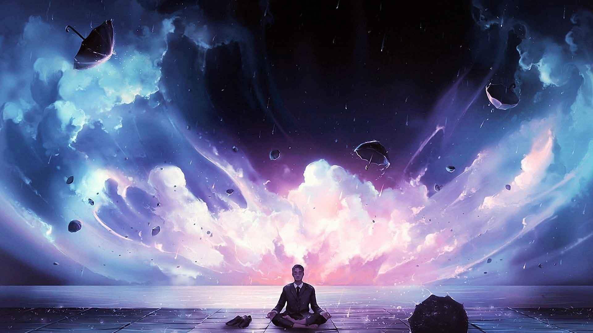 Parapsikoloji Meditasyon 2