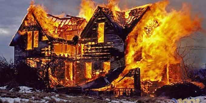 Rüyada Yangın Görmek 2