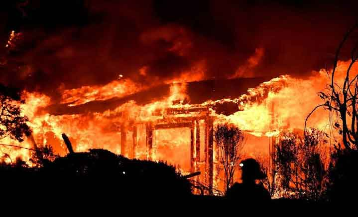 Rüyada Yangın Görmek 6