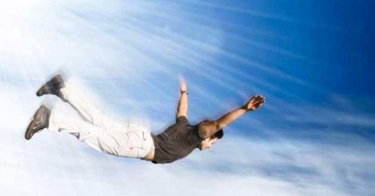 Rüyada Uçtuğunu Hissettiğini Görmek